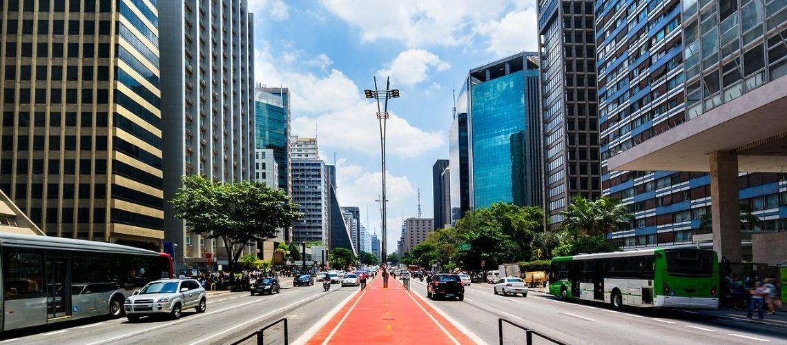 Passeio sem aglomeração – Avenida Paulista